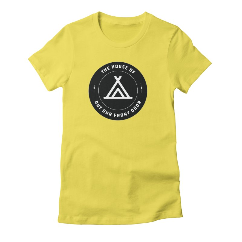House of OOFD Badge Women's T-Shirt by OOFD's Artist Shop