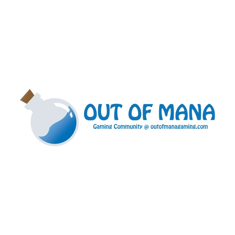 Out of Mana Logo by Out Of Mana's Shop