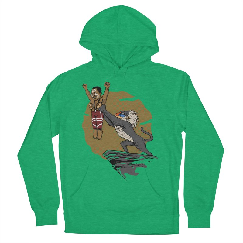 THE KING Women's Pullover Hoody by OSAZEAMADASUN's Artist Shop