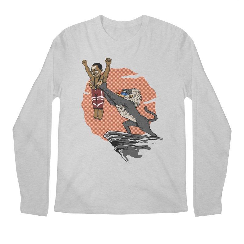 THE KING Men's Longsleeve T-Shirt by OSAZEAMADASUN's Artist Shop