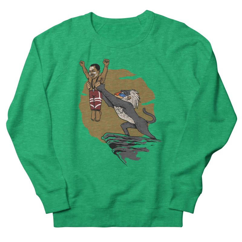 THE KING Men's Sweatshirt by OSAZEAMADASUN's Artist Shop
