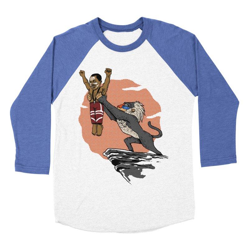THE KING Women's Baseball Triblend T-Shirt by OSAZEAMADASUN's Artist Shop