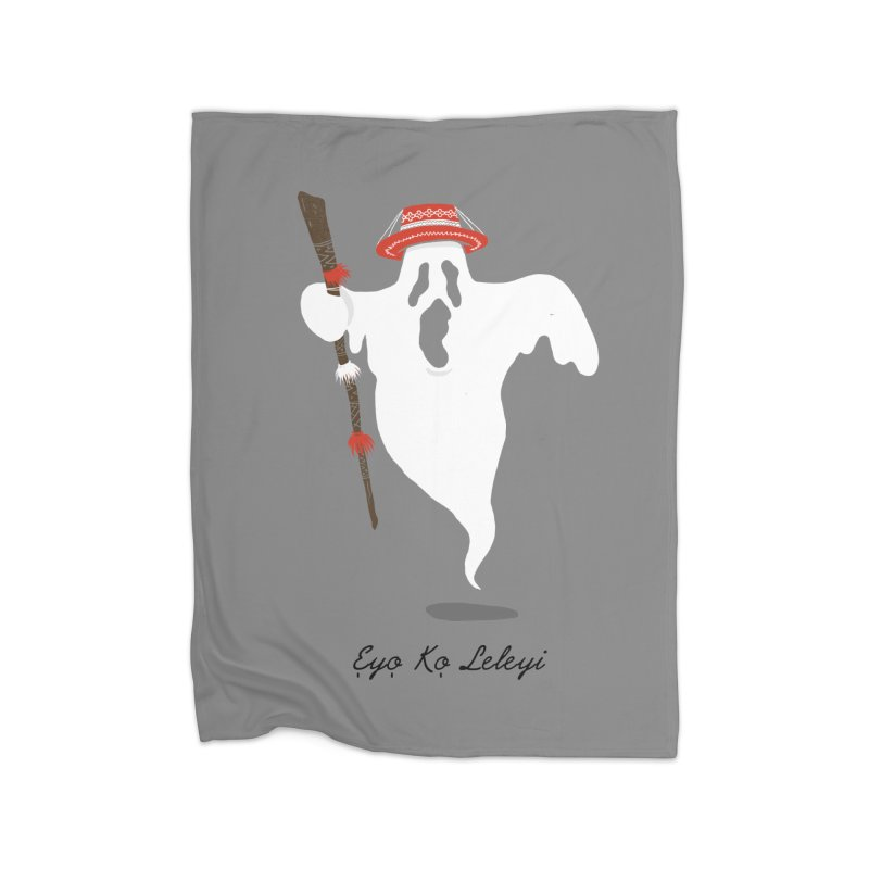 EYO KO LELEYI (THIS IS NOT AN EYO) Home Blanket by OSAZEAMADASUN's Artist Shop