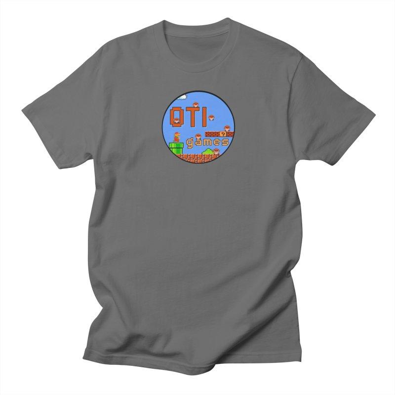 OTI Games #2 Men's T-Shirt by OTInetwork