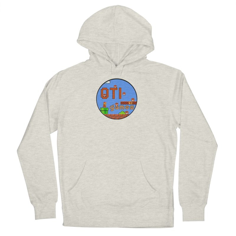 OTI Games #2 Women's French Terry Pullover Hoody by OTInetwork
