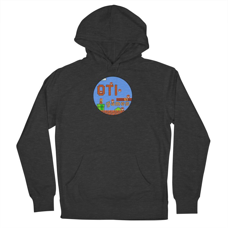 OTI Games #2 Men's French Terry Pullover Hoody by OTInetwork