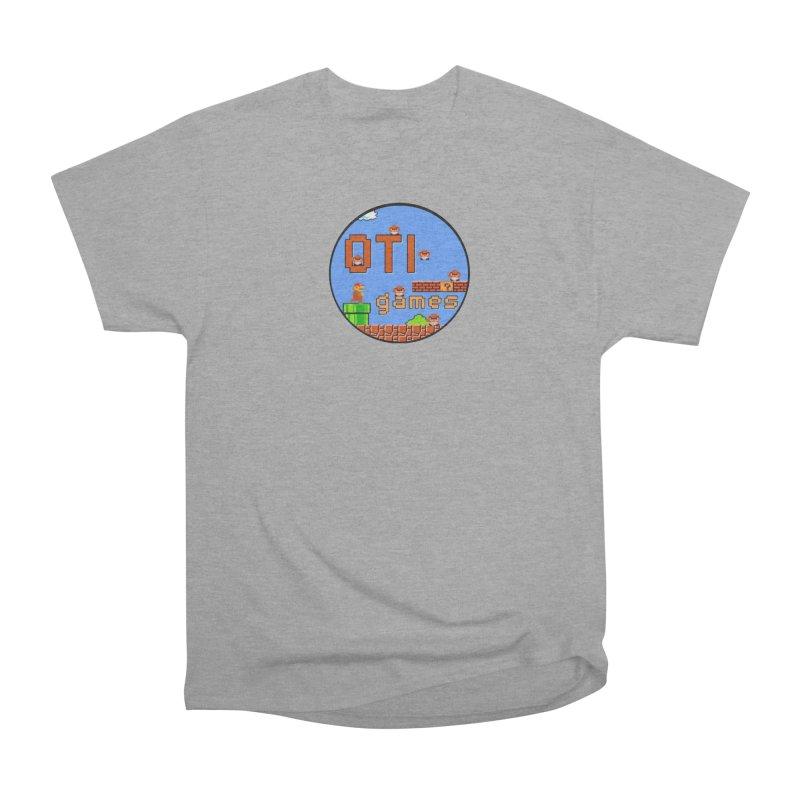OTI Games #2 Men's Heavyweight T-Shirt by OTInetwork