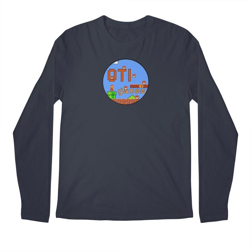 OTI Games #2 Men's Regular Longsleeve T-Shirt by OTInetwork