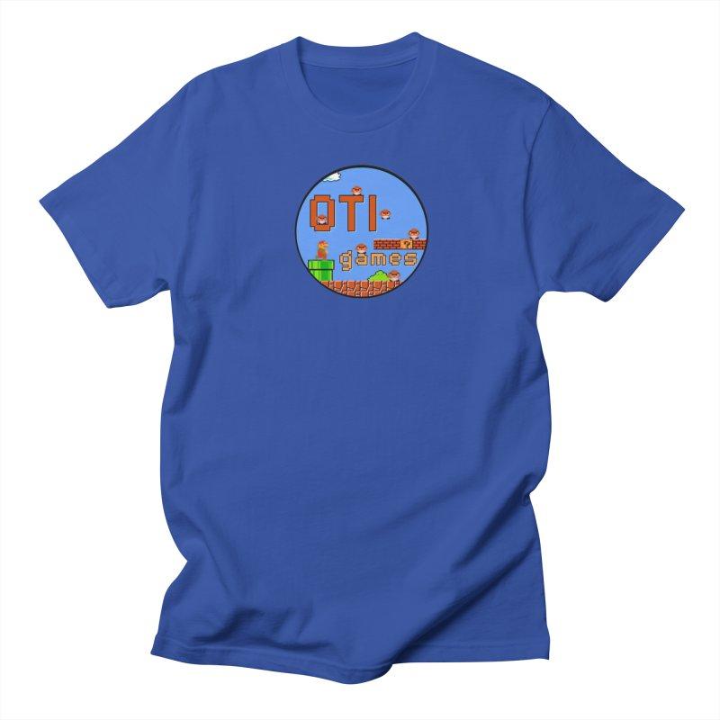 OTI Games #2 Women's Regular Unisex T-Shirt by OTInetwork
