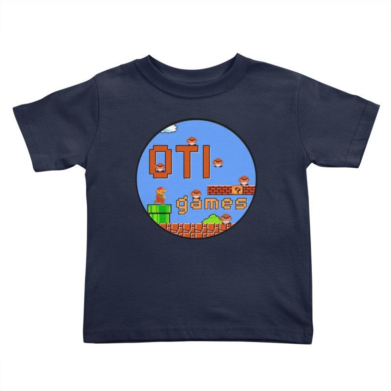 OTI Games #2 Kids Toddler T-Shirt by OTInetwork