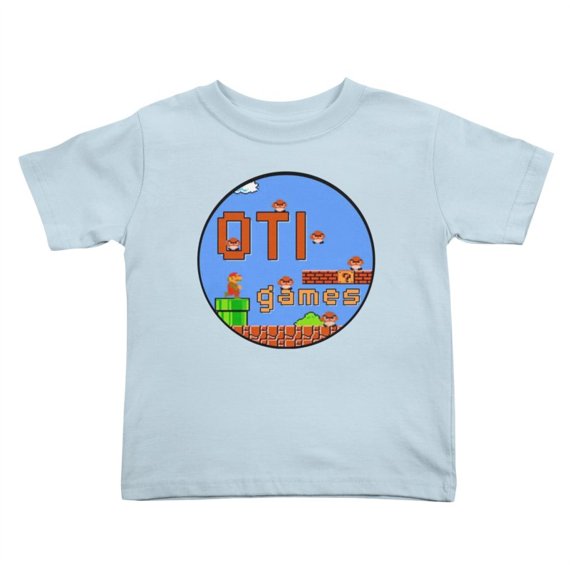 OTI Games #2 Kids Toddler T-Shirt by OTInetwork