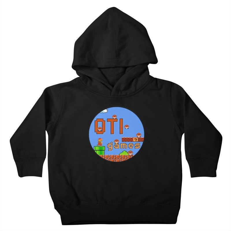 OTI Games #2 Kids Toddler Pullover Hoody by OTInetwork