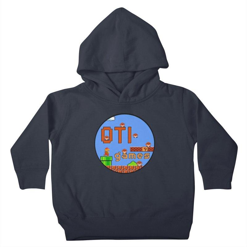 OTI Games #2 Kids Toddler Pullover Hoody by OTInetwork