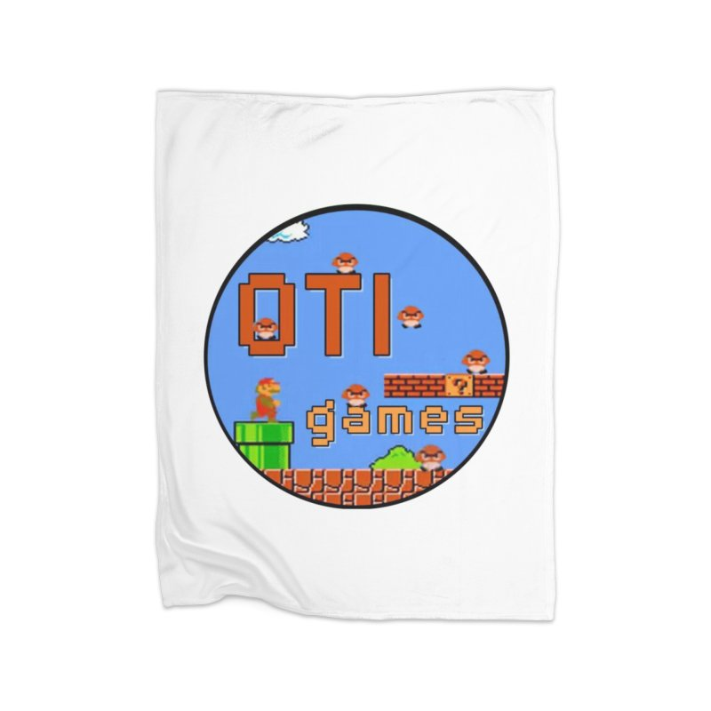OTI Games #2 Home Fleece Blanket Blanket by OTInetwork