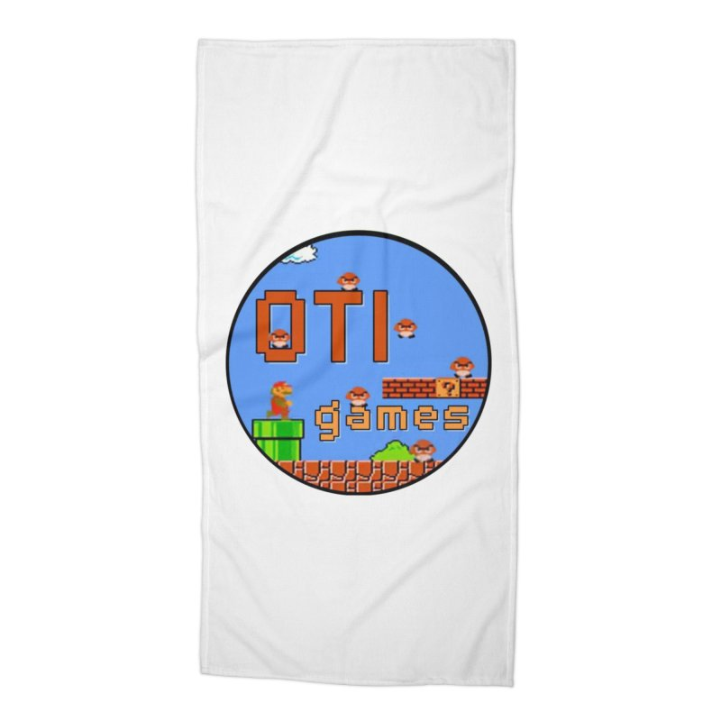 OTI Games #2 Accessories Beach Towel by OTInetwork
