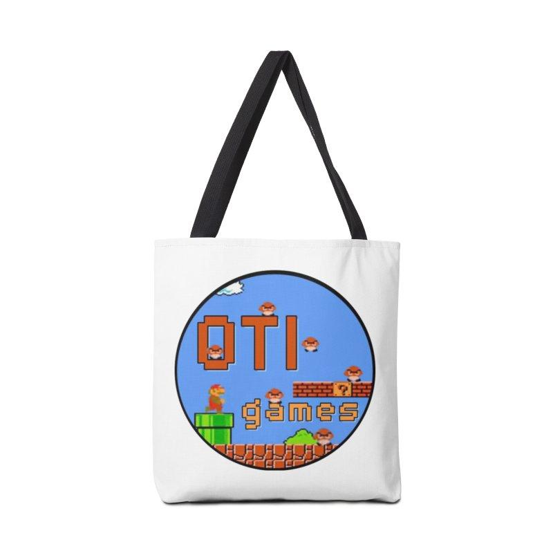 OTI Games #2 Accessories Tote Bag Bag by OTInetwork