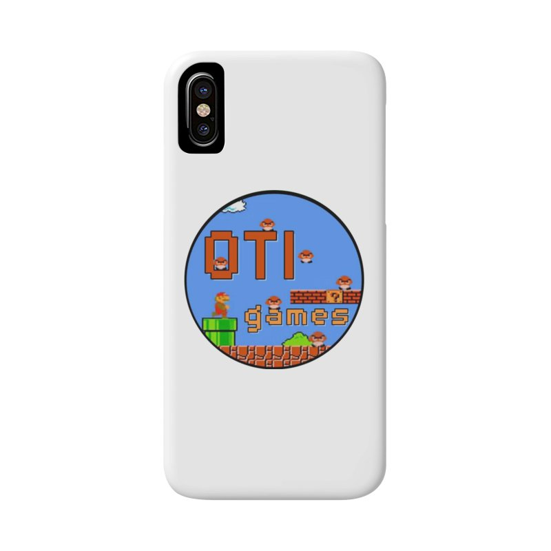OTI Games #2 Accessories Phone Case by OTInetwork