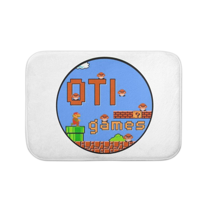 OTI Games #2 Home Bath Mat by OTInetwork