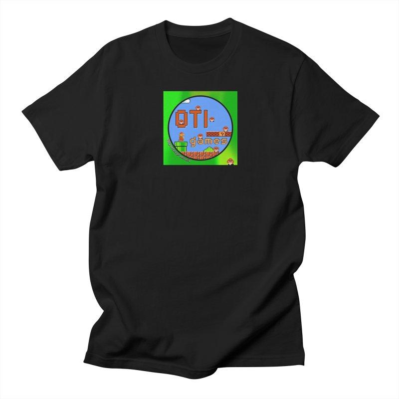 OTI Games #1 Women's Regular Unisex T-Shirt by OTInetwork