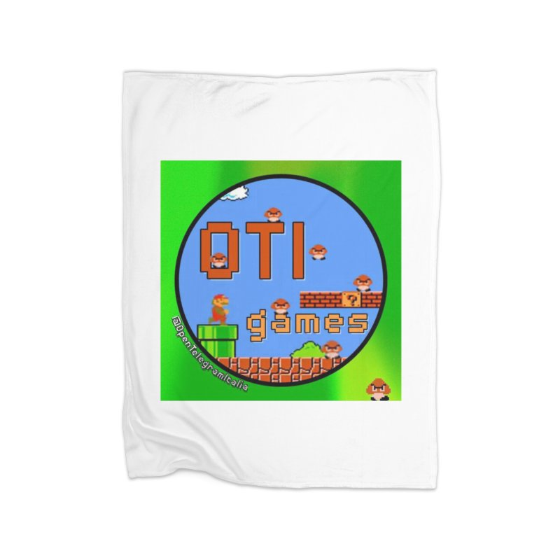 OTI Games #1 Home Fleece Blanket Blanket by OTInetwork
