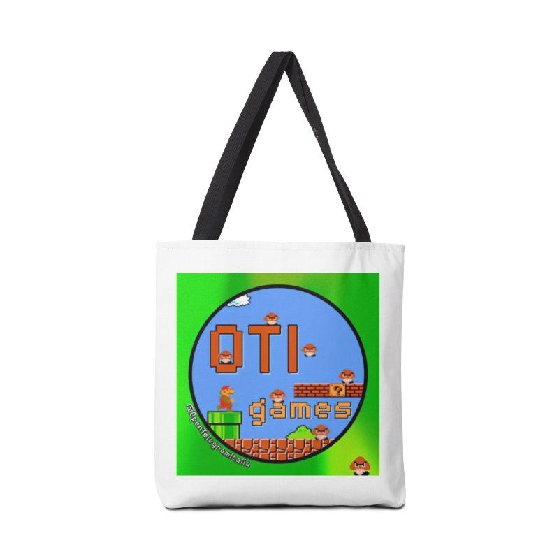OTI Games #1 Accessories Tote Bag Bag by OTInetwork