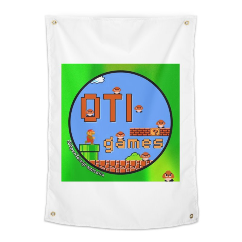 OTI Games #1 Home Tapestry by OTInetwork