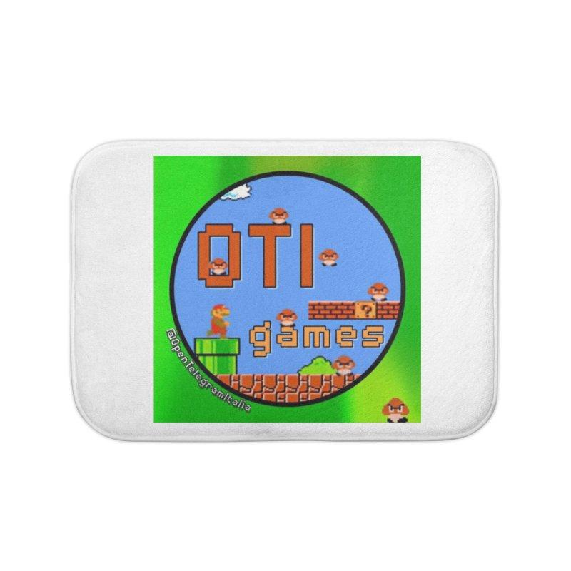 OTI Games #1 Home Bath Mat by OTInetwork