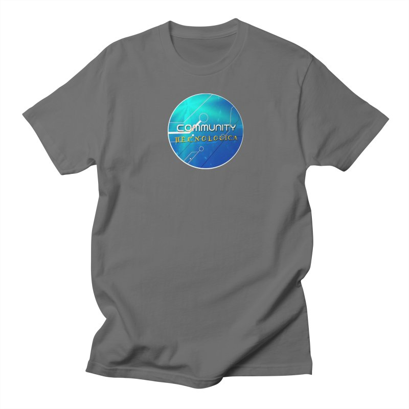 Community Tecnologica Men's T-Shirt by OTInetwork