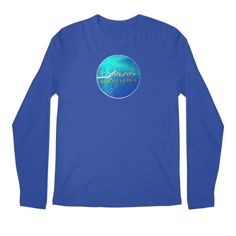 Community Tecnologica Men's Regular Longsleeve T-Shirt by OTInetwork