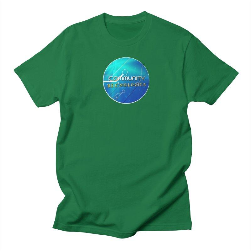 Community Tecnologica Women's Regular Unisex T-Shirt by OTInetwork