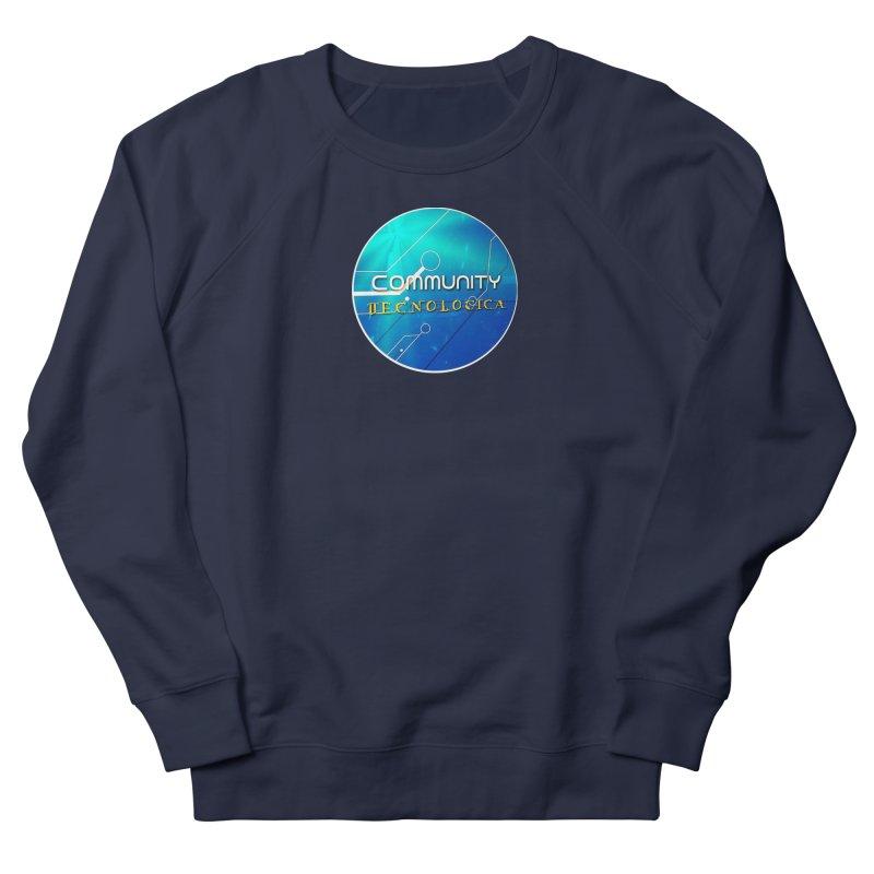 Community Tecnologica Women's French Terry Sweatshirt by OTInetwork