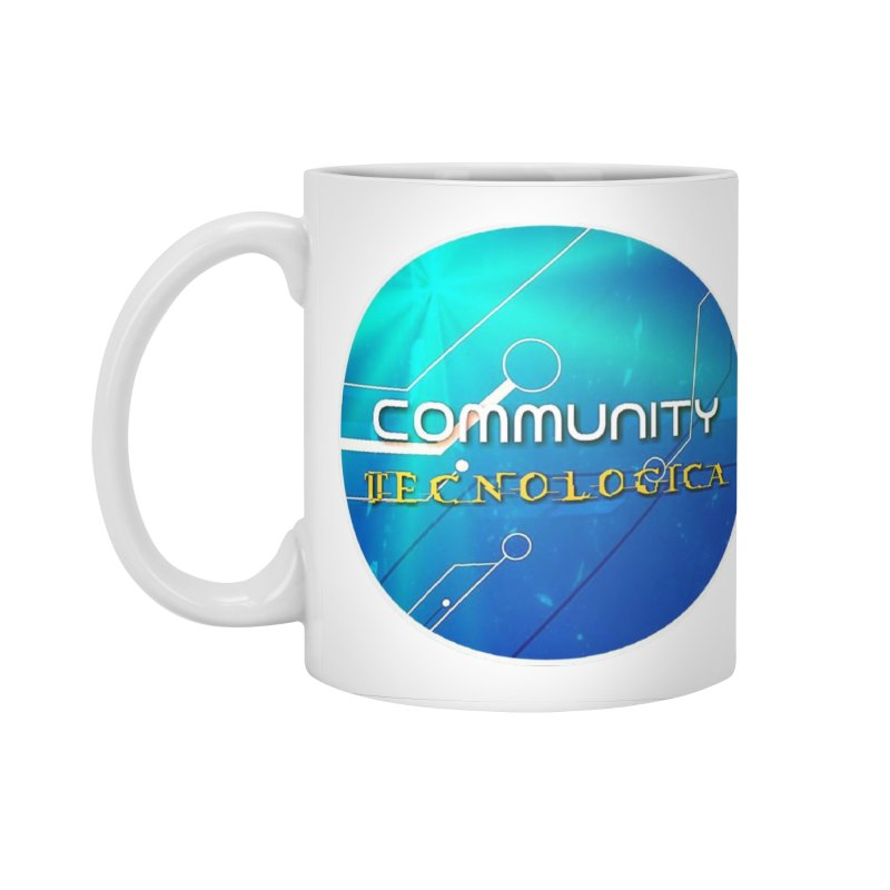 Community Tecnologica Accessories Standard Mug by OTInetwork