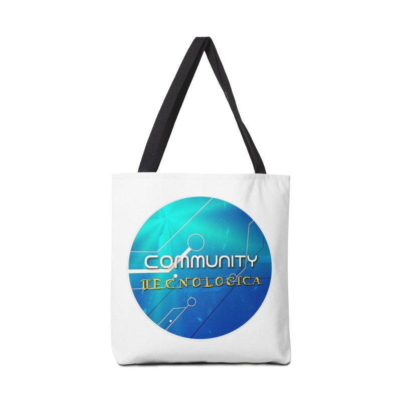 Community Tecnologica Accessories Tote Bag Bag by OTInetwork