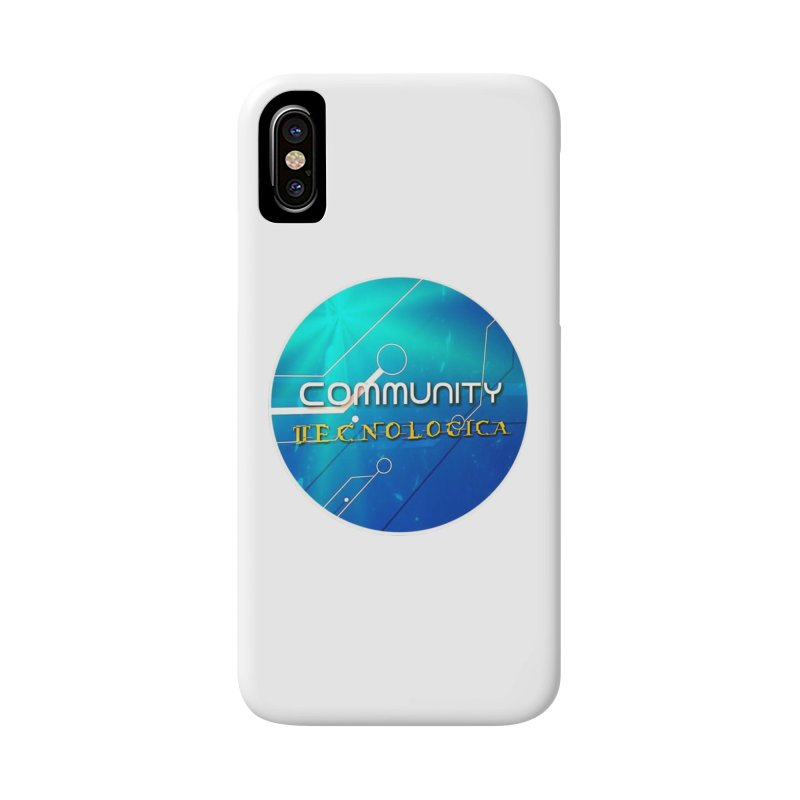 Community Tecnologica Accessories Phone Case by OTInetwork