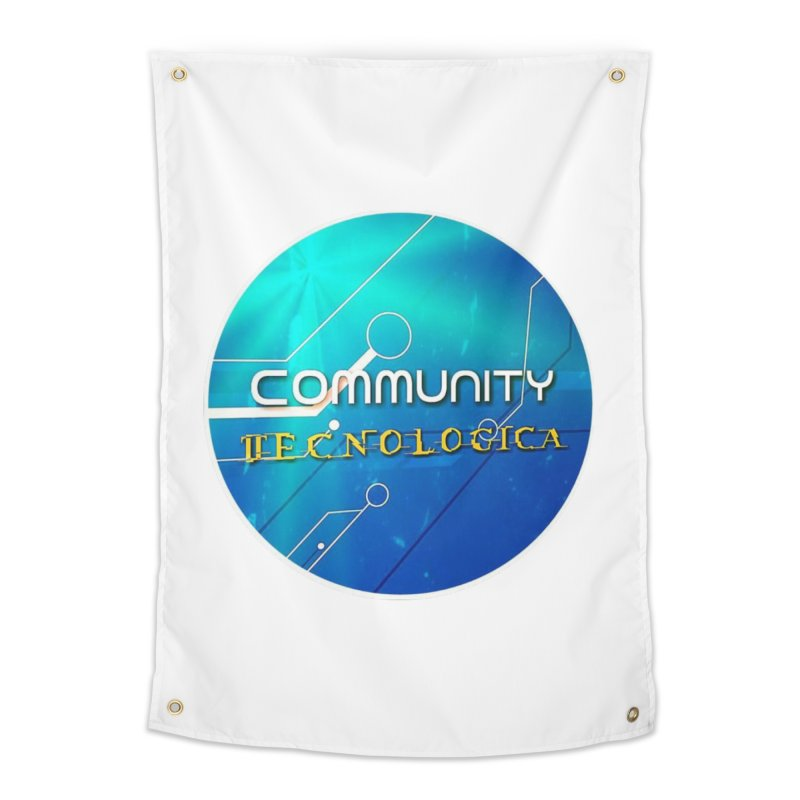 Community Tecnologica Home Tapestry by OTInetwork
