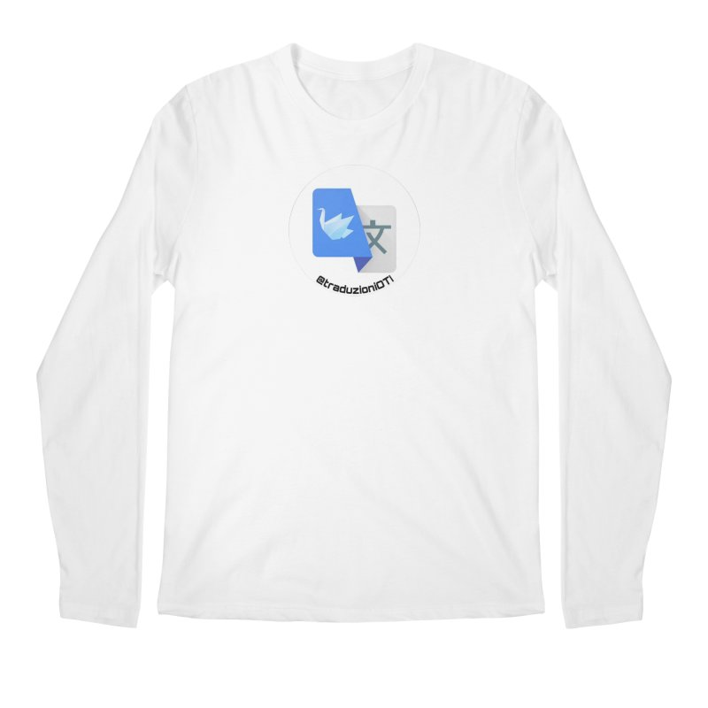 Traduzioni OTI Men's Regular Longsleeve T-Shirt by OTInetwork