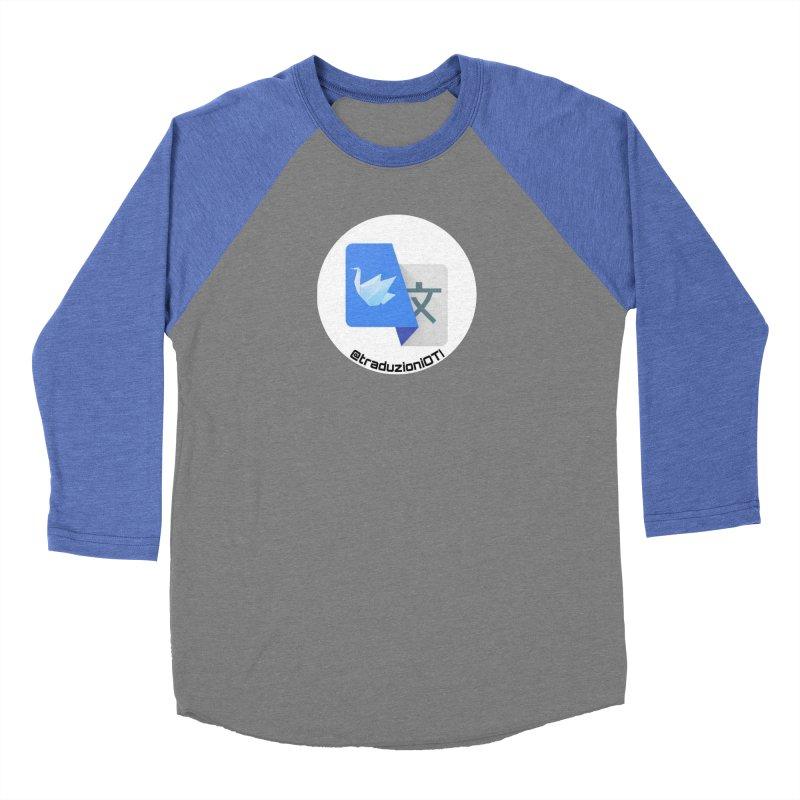 Traduzioni OTI Women's Baseball Triblend Longsleeve T-Shirt by OTInetwork