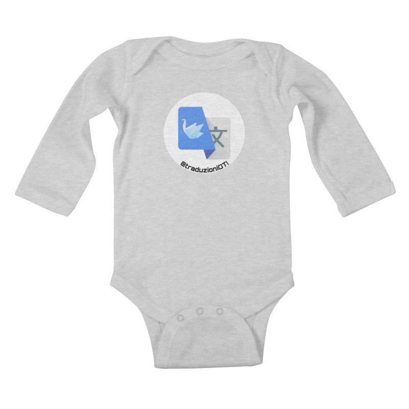 Traduzioni OTI Kids Baby Longsleeve Bodysuit by OTInetwork