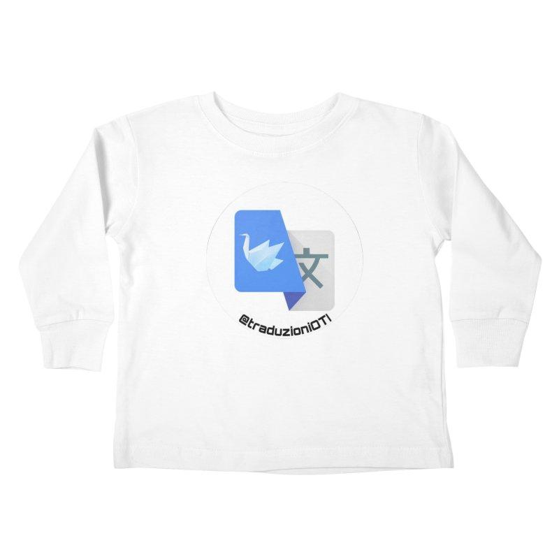 Traduzioni OTI Kids Toddler Longsleeve T-Shirt by OTInetwork