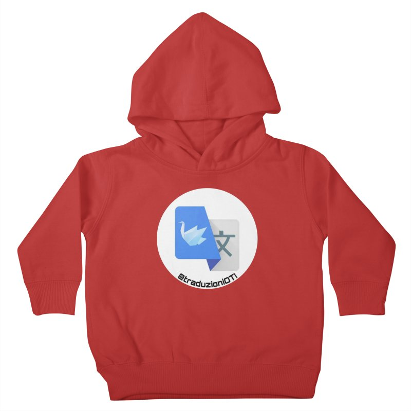 Traduzioni OTI Kids Toddler Pullover Hoody by OTInetwork