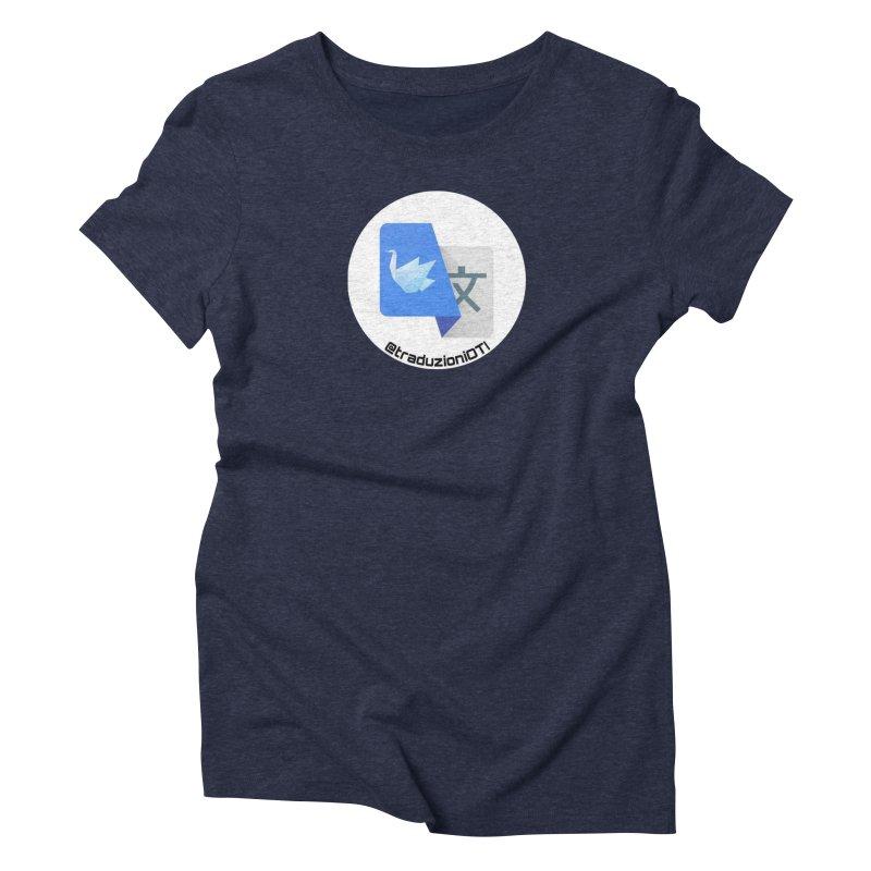 Traduzioni OTI Women's Triblend T-Shirt by OTInetwork