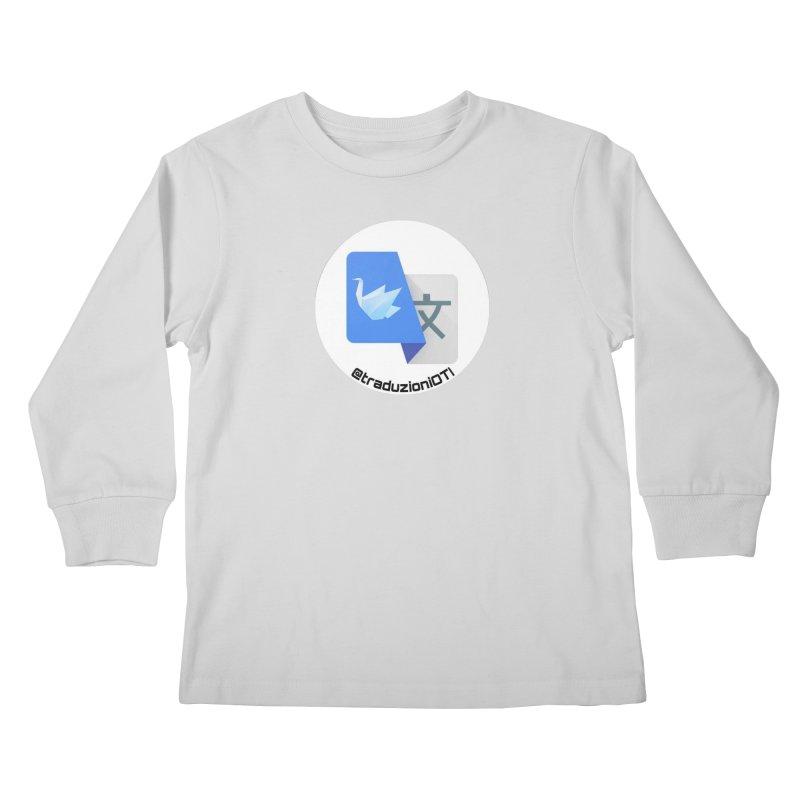 Traduzioni OTI Kids Longsleeve T-Shirt by OTInetwork