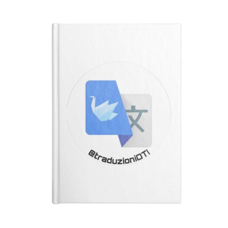 Traduzioni OTI Accessories Blank Journal Notebook by OTInetwork