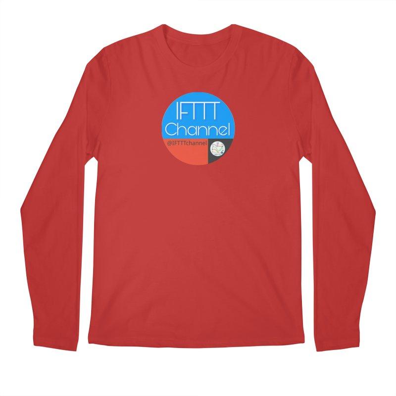 IFTTT Channel Men's Regular Longsleeve T-Shirt by OTInetwork