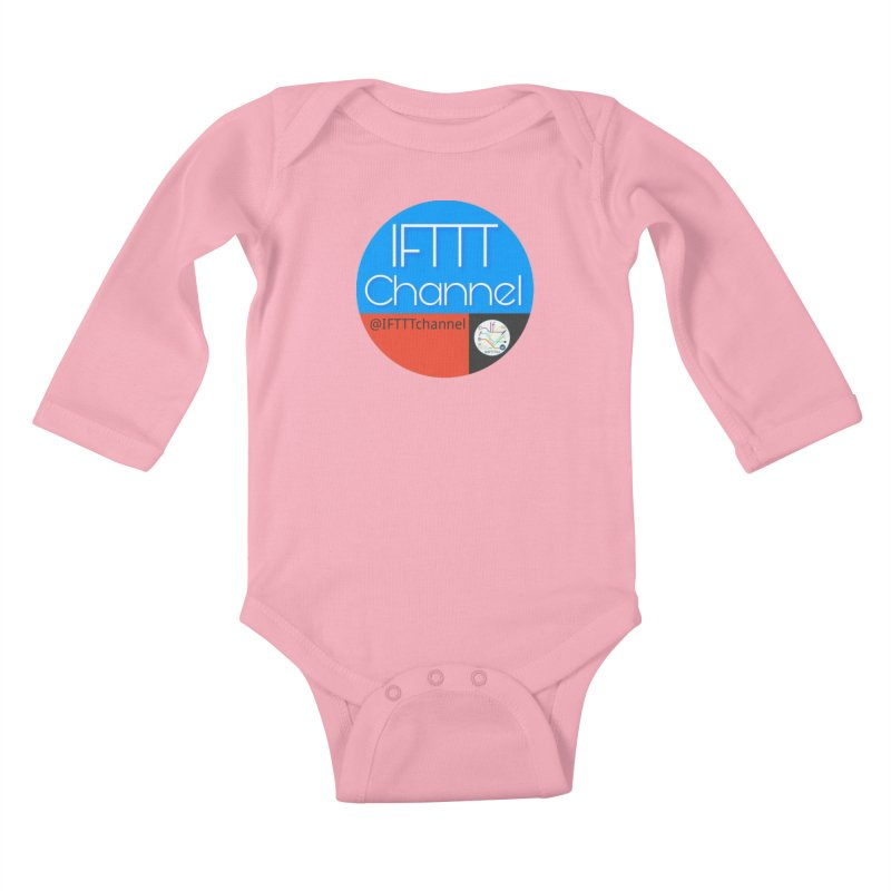 IFTTT Channel Kids Baby Longsleeve Bodysuit by OTInetwork
