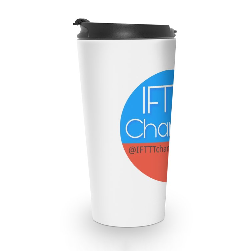 IFTTT Channel Accessories Travel Mug by OTInetwork