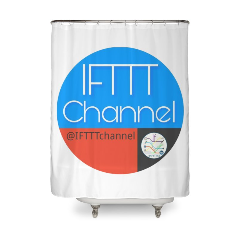 IFTTT Channel Home Shower Curtain by OTInetwork