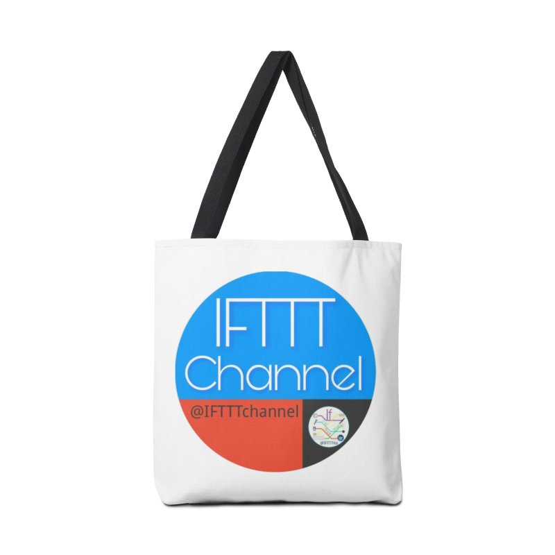 IFTTT Channel Accessories Tote Bag Bag by OTInetwork