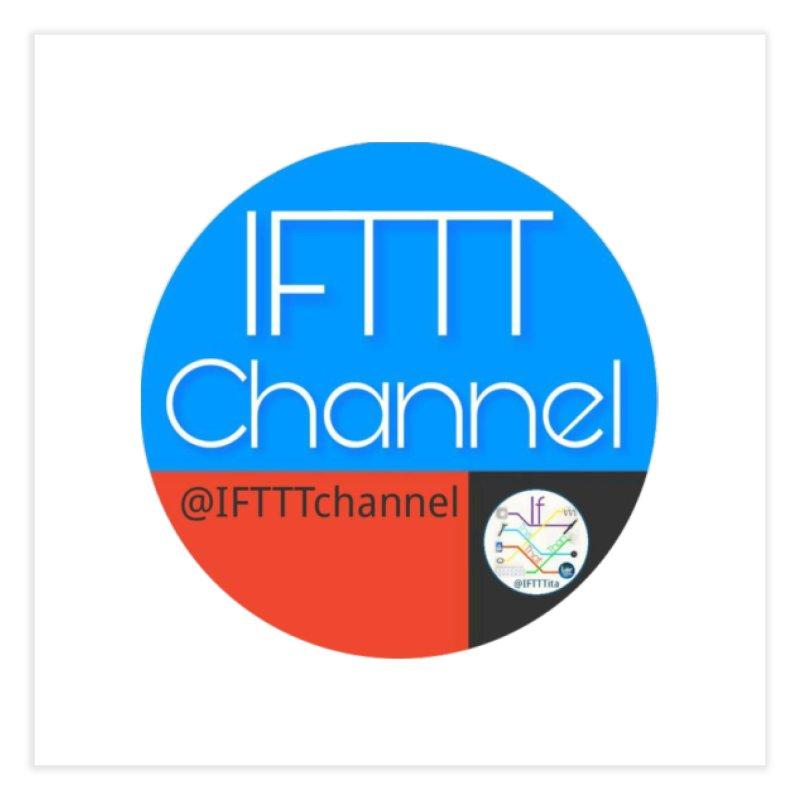 IFTTT Channel Home Fine Art Print by OTInetwork