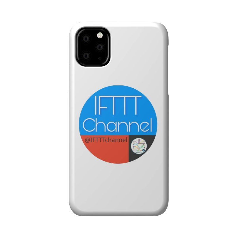 IFTTT Channel Accessories Phone Case by OTInetwork